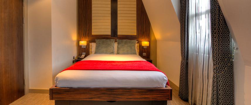 Quality Maitrise Hotel Double