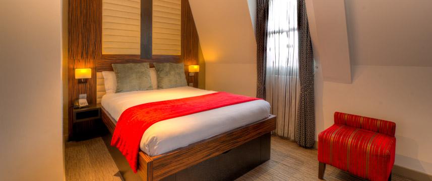 Quality Maitrise Hotel Double Room
