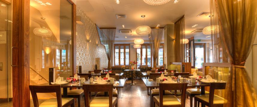 Quality Maitrise Hotel Restaurant