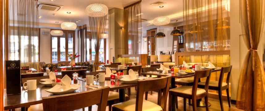 Quality Maitrise Hotel Restaurant and Bar