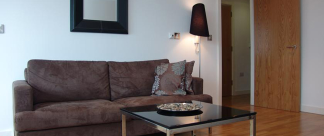 Quay Apartments Manchester - Lounge