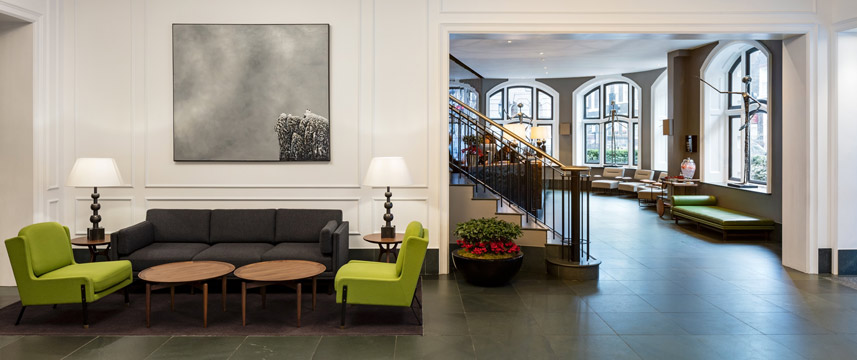 Radisson Blu Edwardian Bloomsbury Street - Lobby