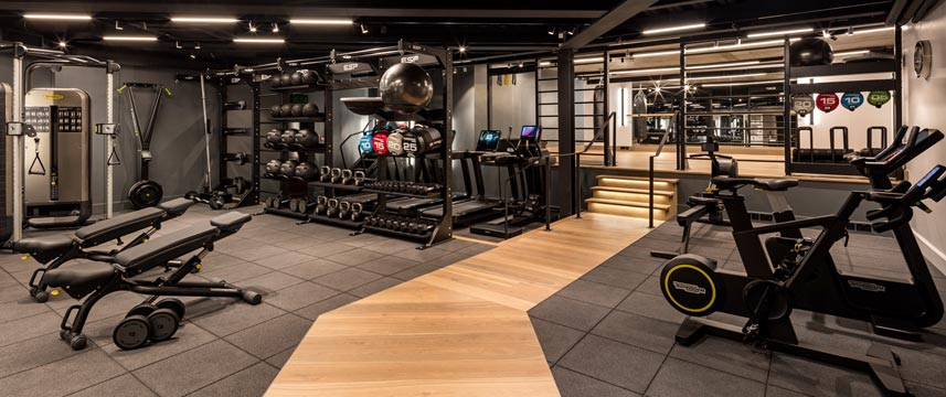 Radisson Blu Edwardian Heathrow - Gym