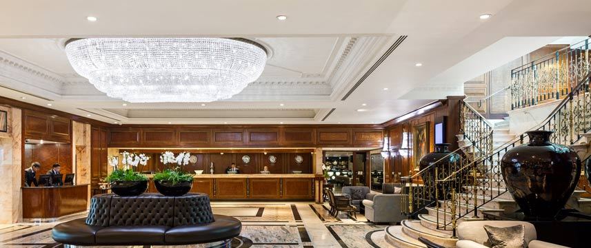 Radisson Blu Edwardian Heathrow - Reception