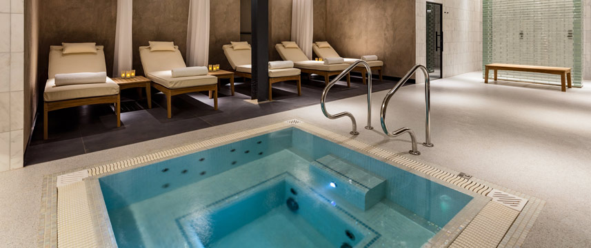 Radisson Blu Edwardian Heathrow - Spa Relaxtion Area