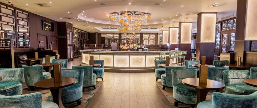 Radisson Blu Edwardian Heathrow - Steak and Lobster Bar