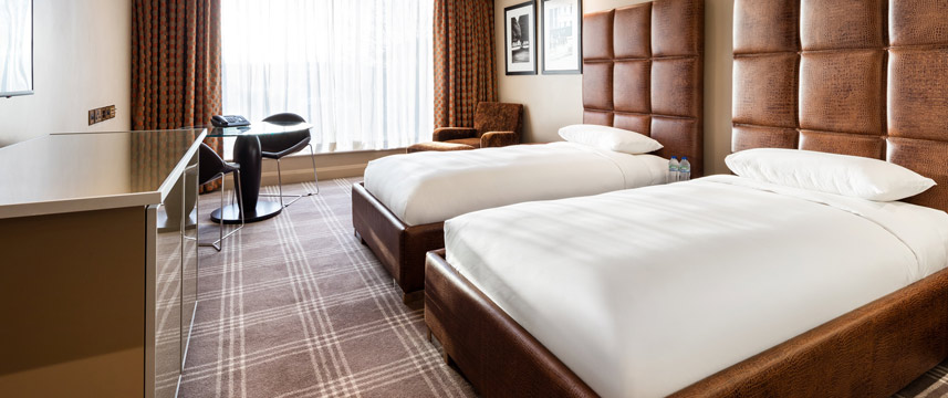 Radisson Blu Edwardian Heathrow - Superior Twin