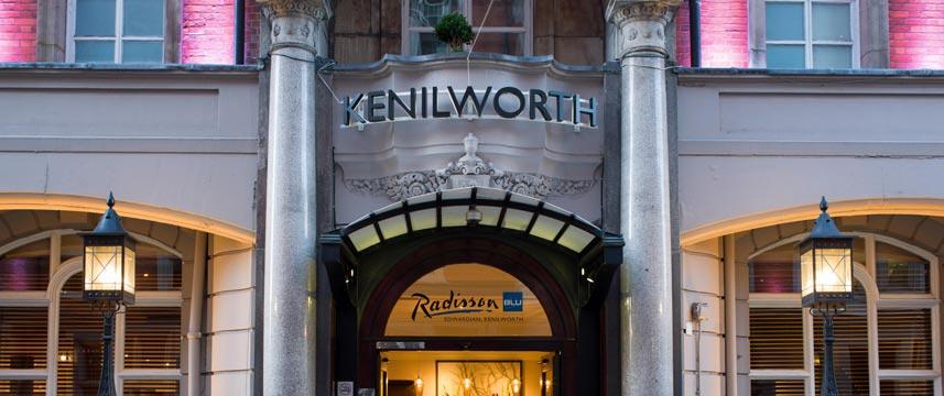 Radisson Blu Edwardian Kenilworth - Exterior