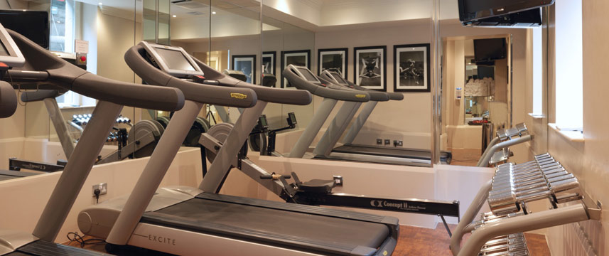 Radisson Blu Edwardian Kenilworth - Gym
