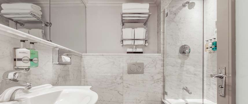 Radisson Blu Edwardian Sussex - Suite Bathroom