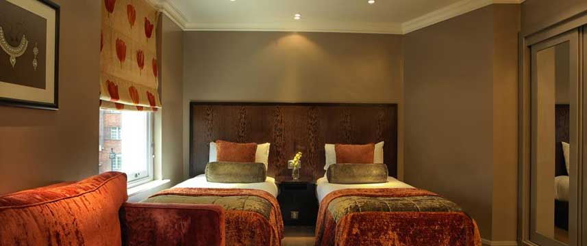 Radisson Blu Edwardian Sussex - Twin Room