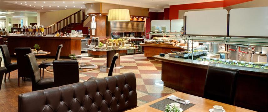 Radisson Blu Portman Hotel - Breakfast