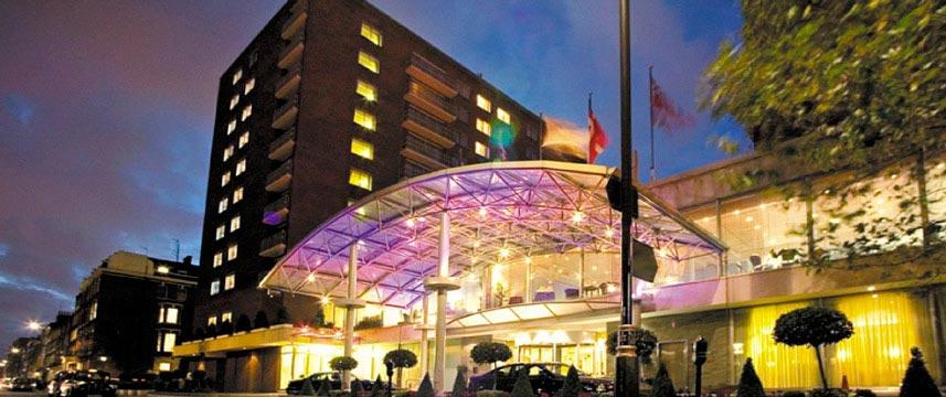 Radisson Blu Portman Hotel - Exterior