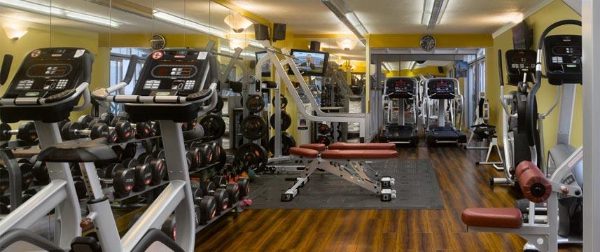 Radisson Blu Portman Hotel - Fitness Suite