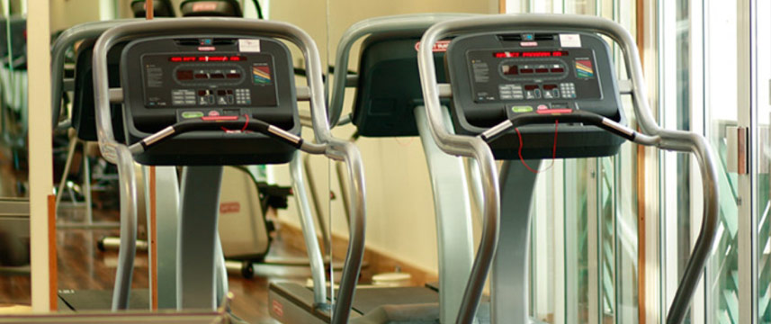Radisson Blu Portman Hotel - Gym equipment