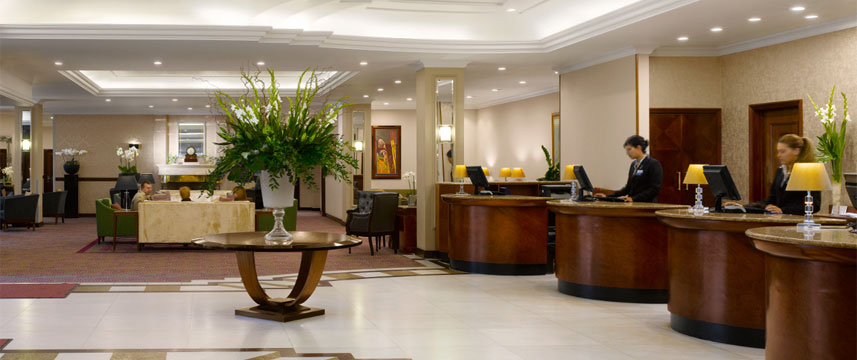 Radisson Blu Portman Hotel - Lobby