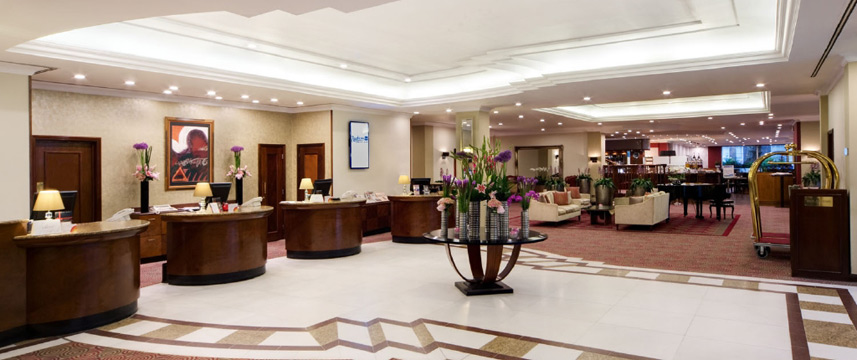 Radisson Blu Portman Hotel - Marble Lobby