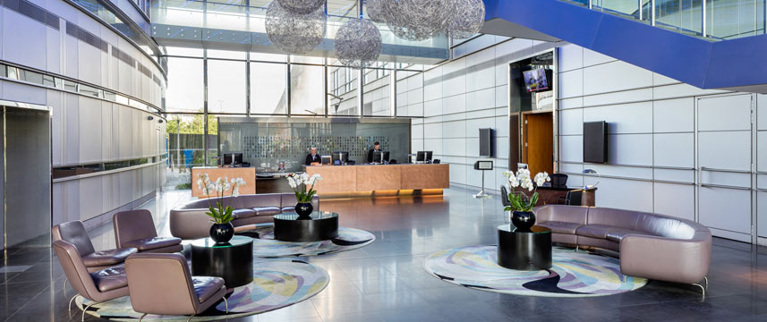 Radisson Edwardian Providence Wharf Reception