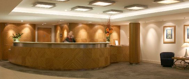 Ramada Docklands Reception