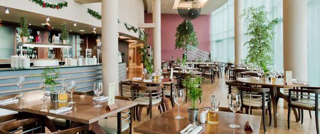 Ramada Docklands Restaurant