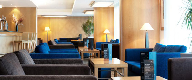 Ramada Docklands Seating