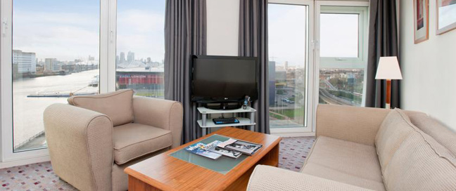 Ramada Docklands Suite View