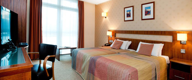 Ramada Docklands Twin