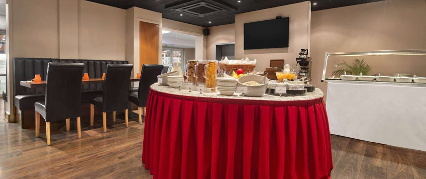Ramada London Finchley - Breakfast Buffet