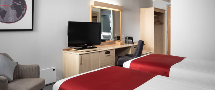 Ramada London Finchley - Executive Twin Room