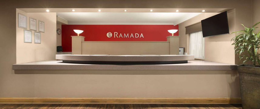 Ramada London Finchley - Reception