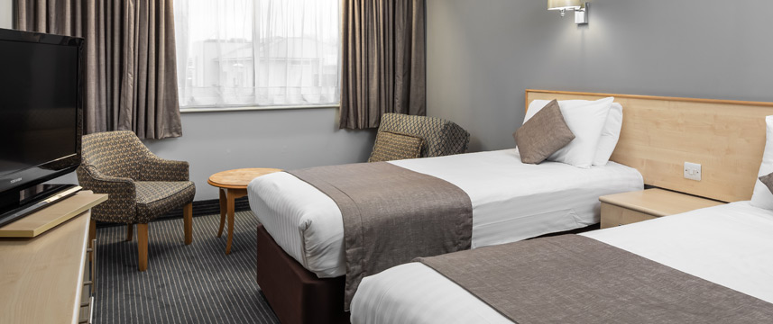 Ramada London Finchley - Standard Twin
