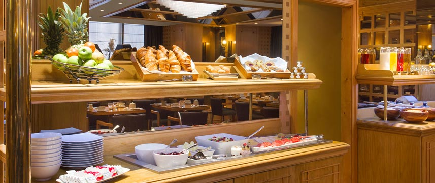 Rathbone Hotel - Breakfast Buffet