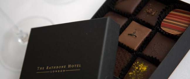 Rathbone Hotel - Chocolates