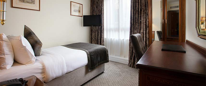 Rathbone Hotel - Single Room