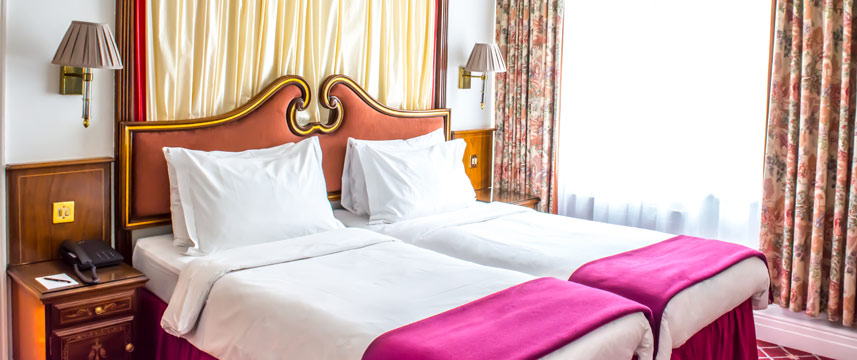 Rathbone Hotel - Standard Twin