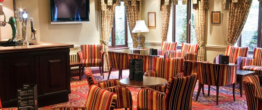 Redworth Hall Hotel - Bar Area