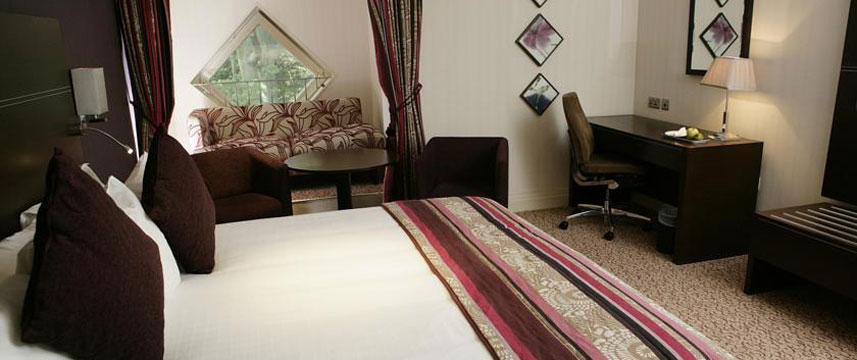 Redworth Hall Hotel - Deluxe Double Room