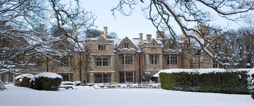 Redworth Hall Hotel - Exterior Winter