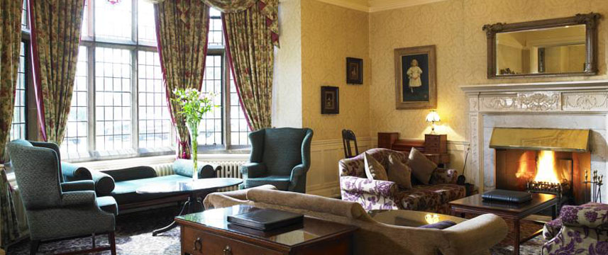 Redworth Hall Hotel - Hotel Lounge