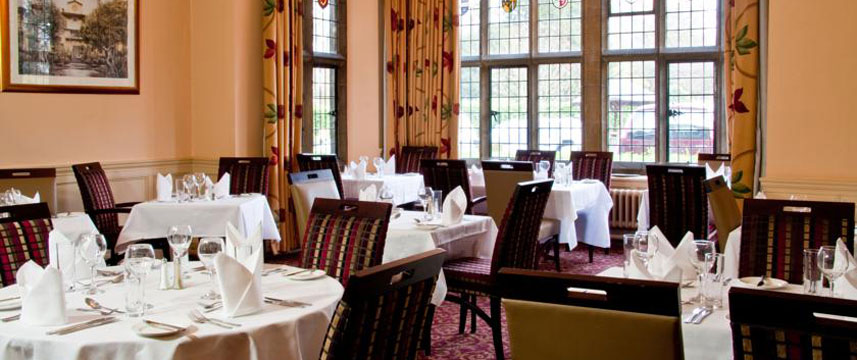 Redworth Hall Hotel - Hotel Restaurant