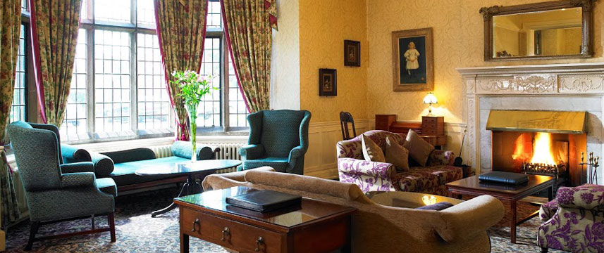 Redworth Hall Hotel - Lounge