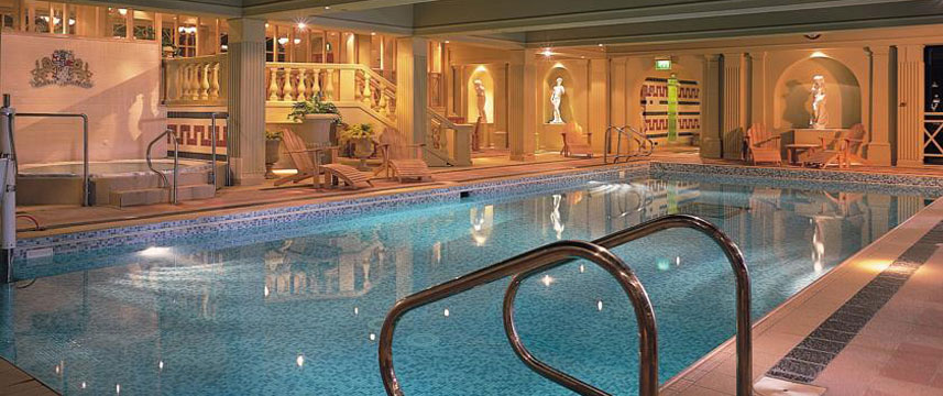 Redworth Hall Hotel - Pool