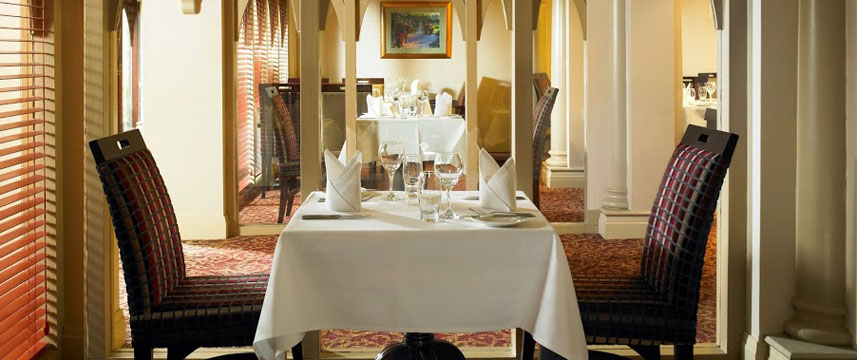 Redworth Hall Hotel - Restaurant