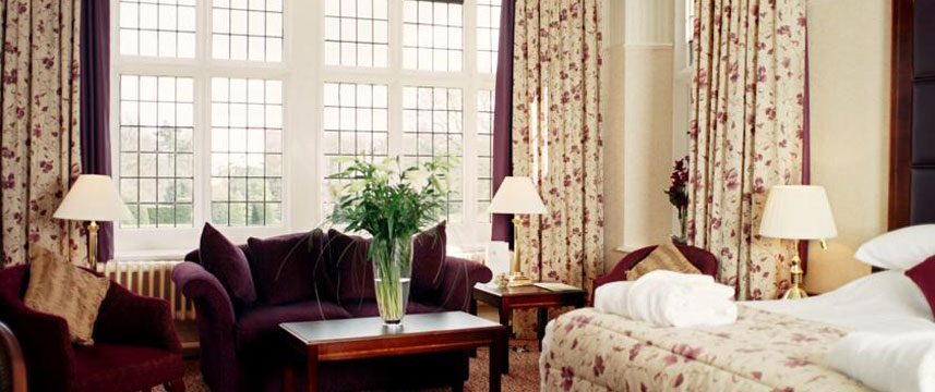 Redworth Hall Hotel - Superior Deluxe Double