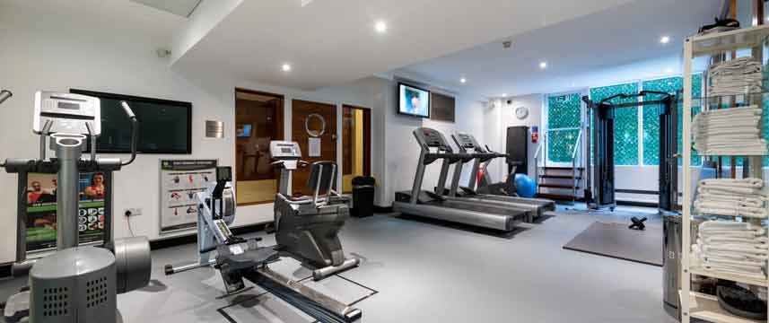 Roland House Apartments - Fitness Suite