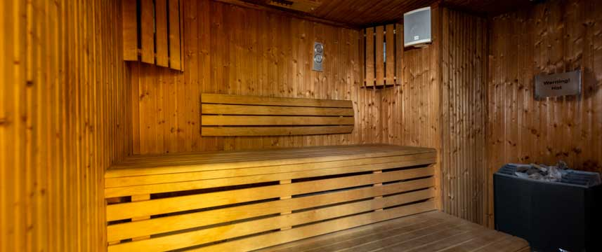 Roland House Apartments - Sauna