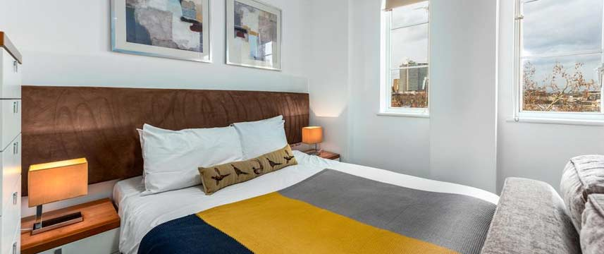 Roland House Apartments - Studio Bed