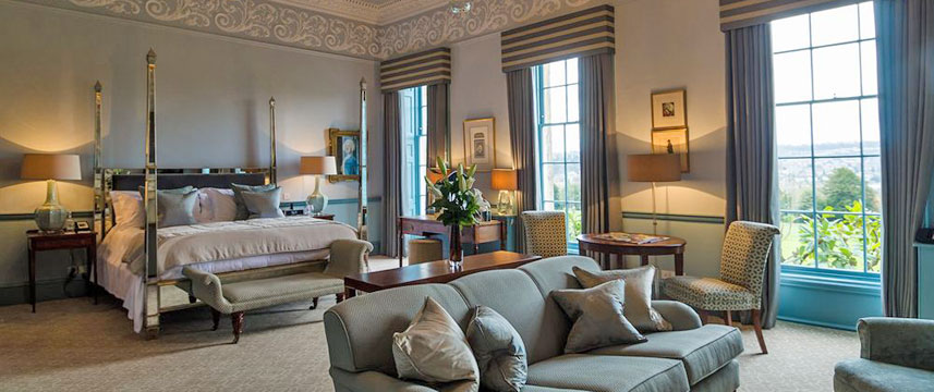 Royal Crescent Hotel - Double Room