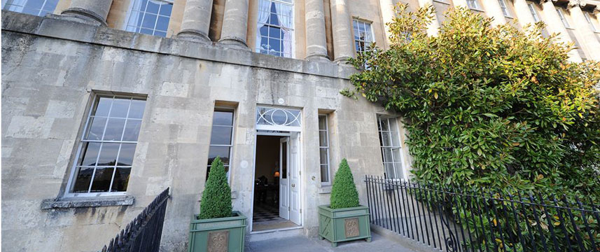 Royal Crescent Hotel - Exterior Hotel