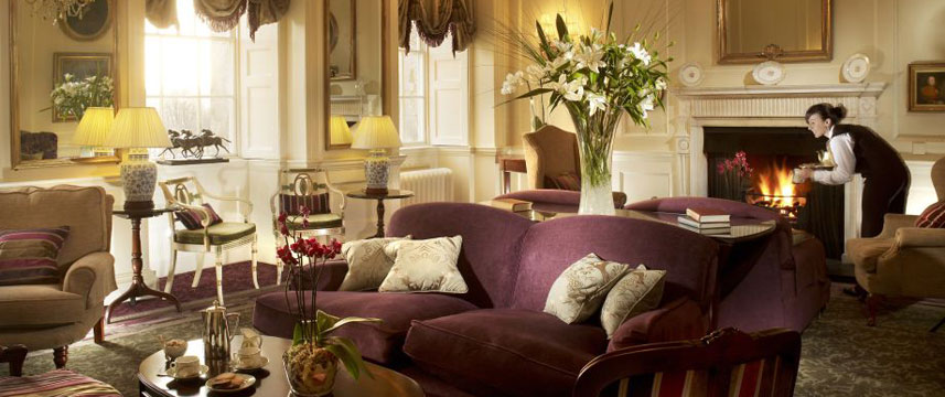 Royal Crescent Hotel - Lounge